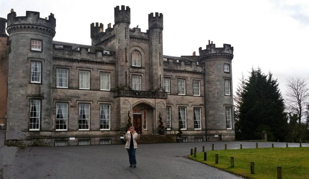 airth castle hotel - castelli dove dormire in scozia