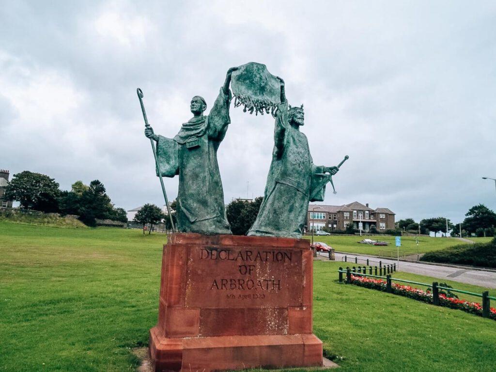 declaration of arbroath - dichiarazione di arbroath - storia della scozia - indipendenza scozzese