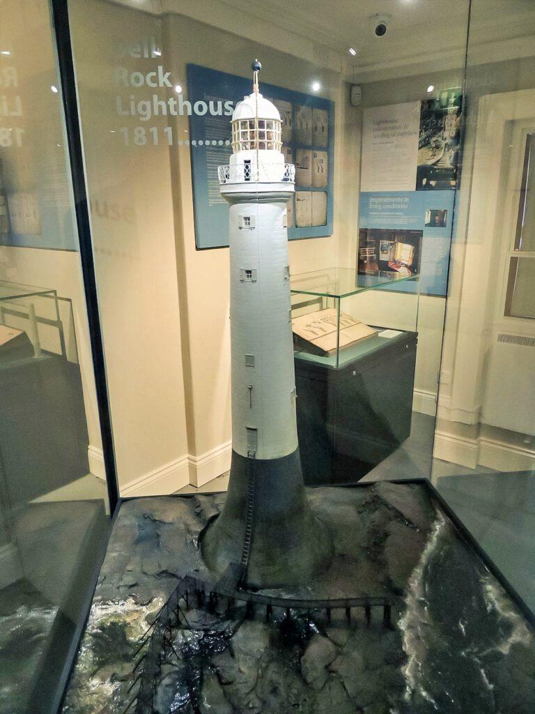 signal tower museum - bell rock lighthouse