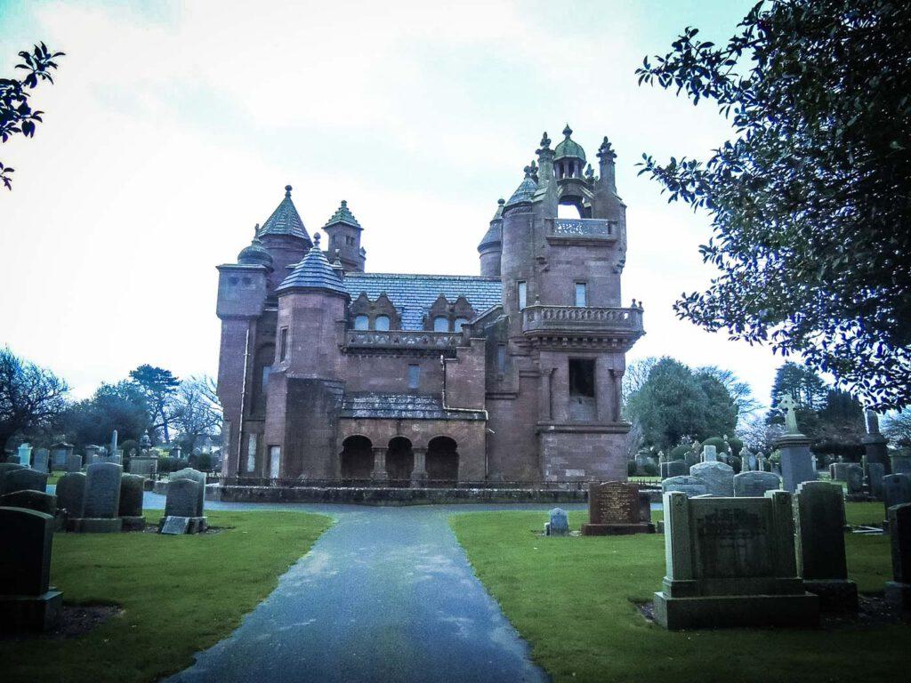 the mortuary chapel arboroath