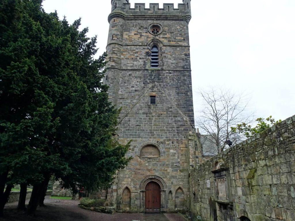 culross abbey church - culross scozia