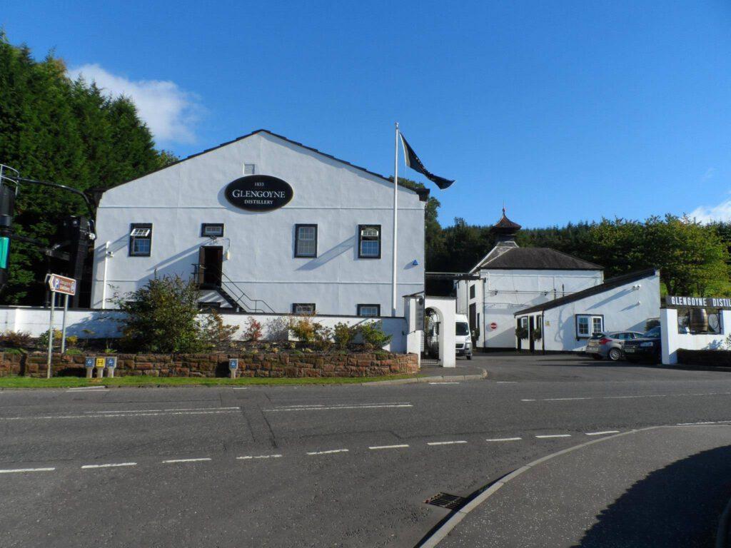 Glengoyne distillery - distillerie della highlands - whisky scozia - distillerie da vedere in scozia