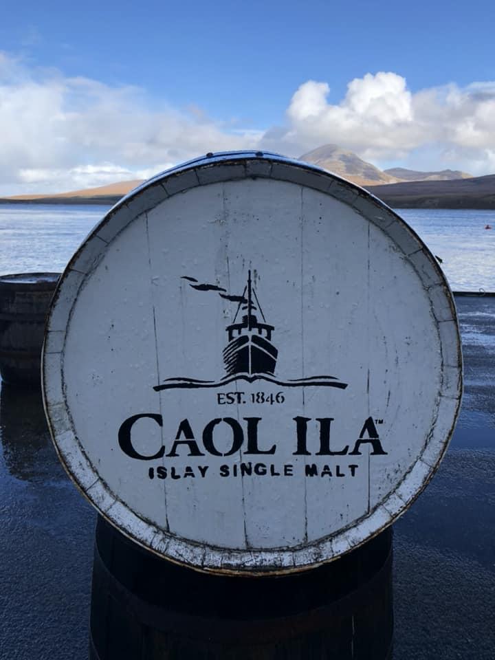 caol ila distillery - islay - whisky delle isole