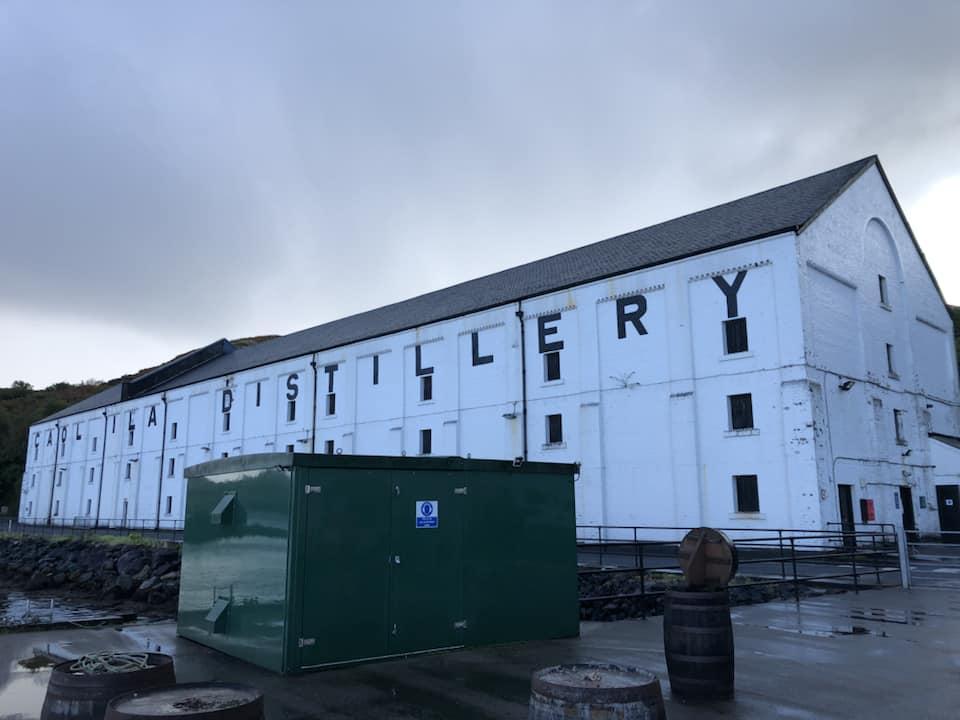 caol ila distilleria - whisky delle isole