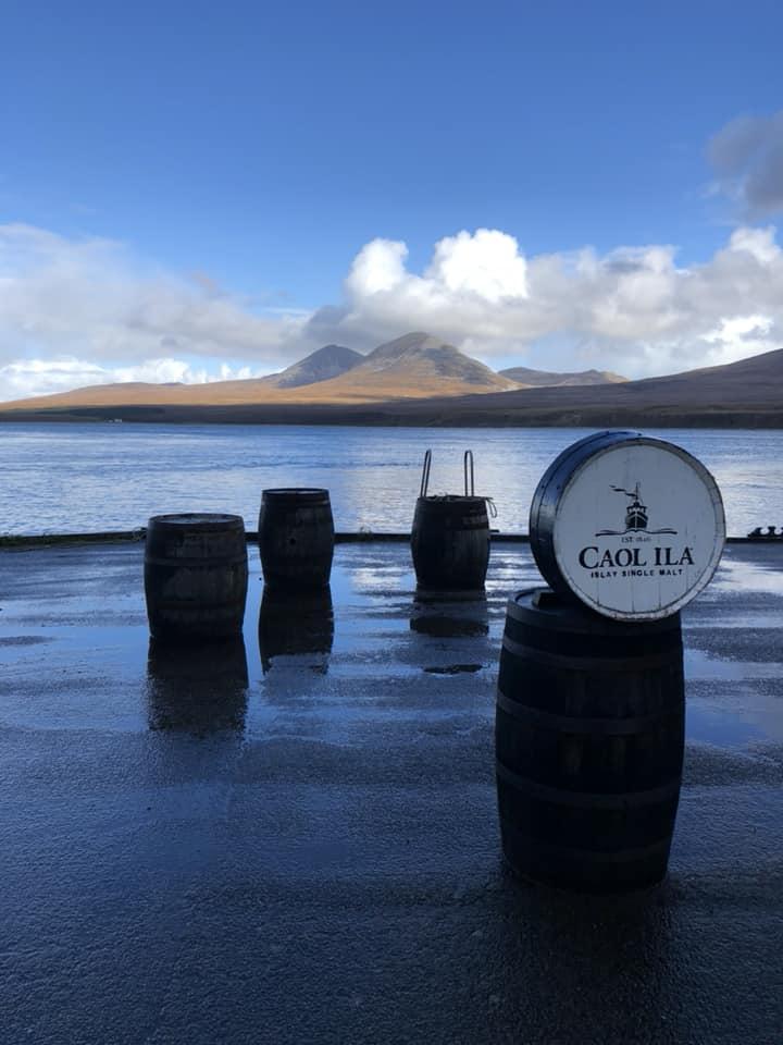 caol ila distillery - whisky delle isole