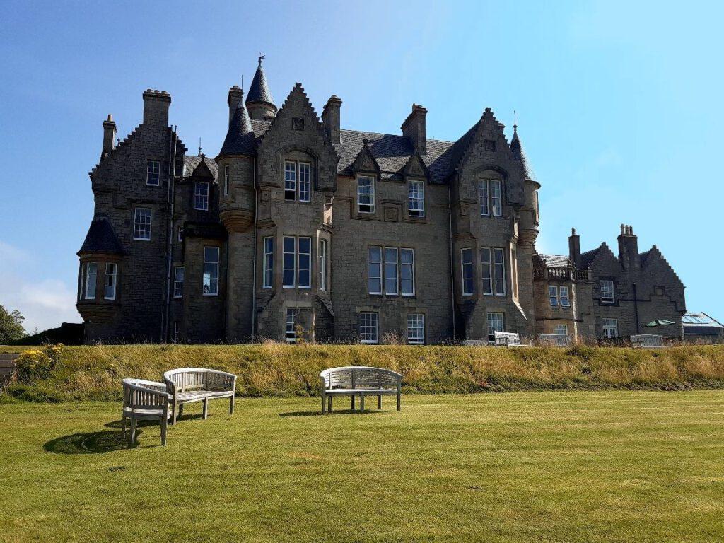 glengorm castle - isola di mull - castelli dove dormire in scozia
