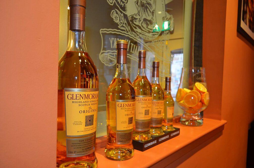 whisky scozia - distillerie scozia - glenmorangie distilleria