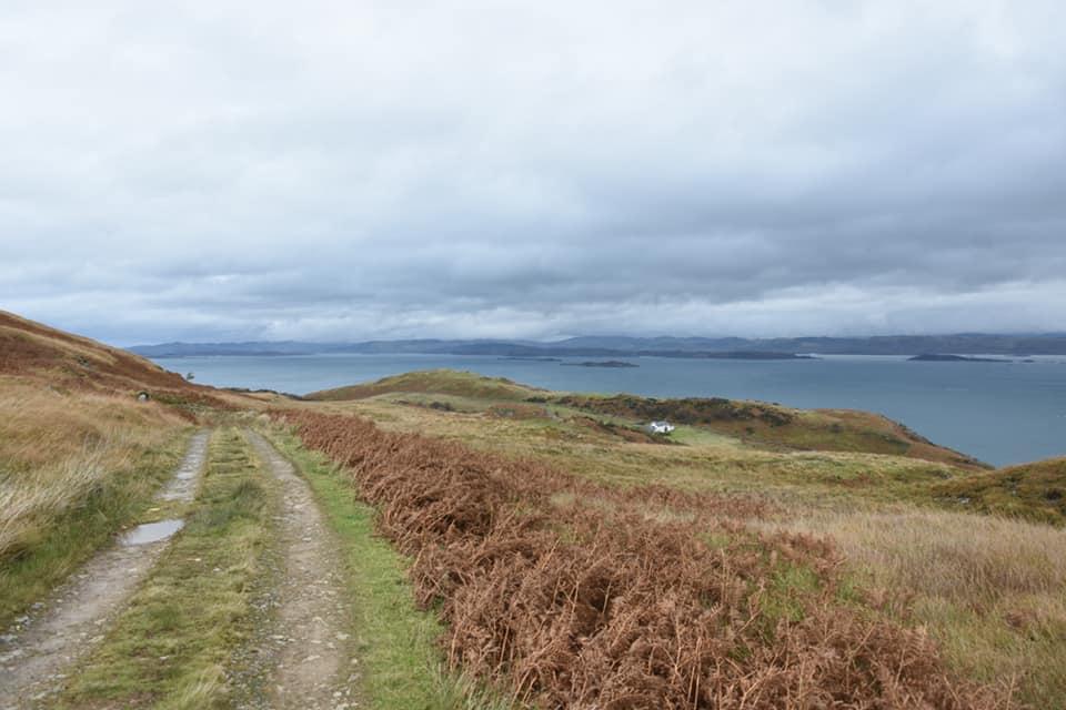 isola di jura - jura isle - isole della scozia