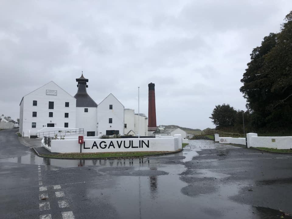 lagavulin distillery - islay - whisky delle isole - scozia