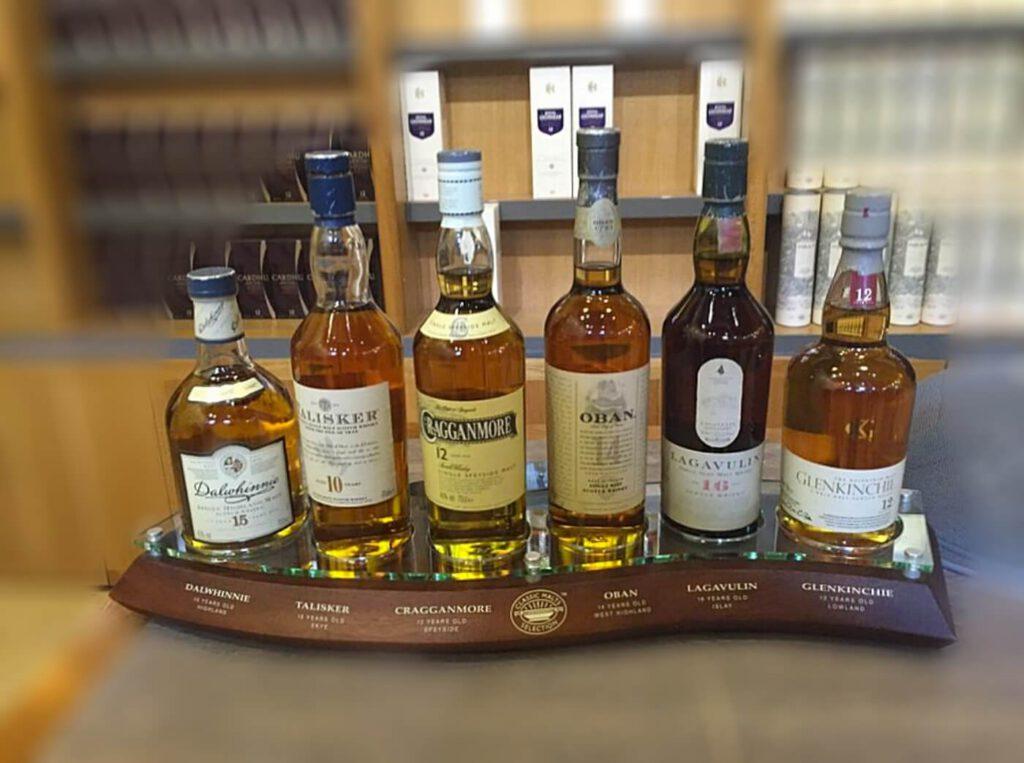 whisky scozia - scozia distillerie