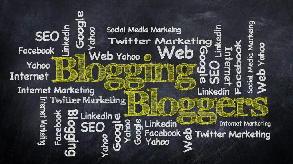 blogging, content creator, lavorare con un blogger
