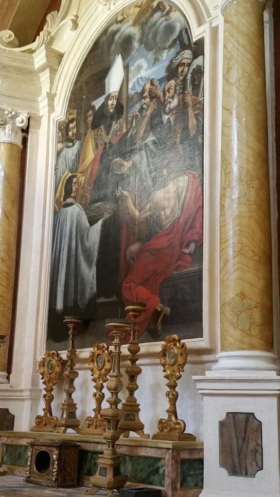 ex chiesa di san marco - montecassiano cosa vedere
