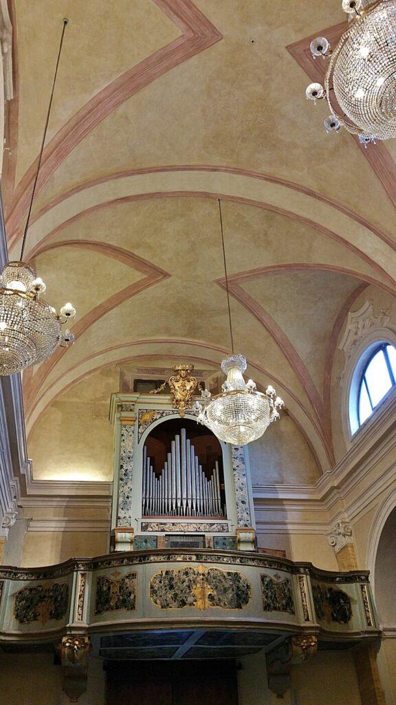 ex chiesa di san marco - montecassiano cosa fare