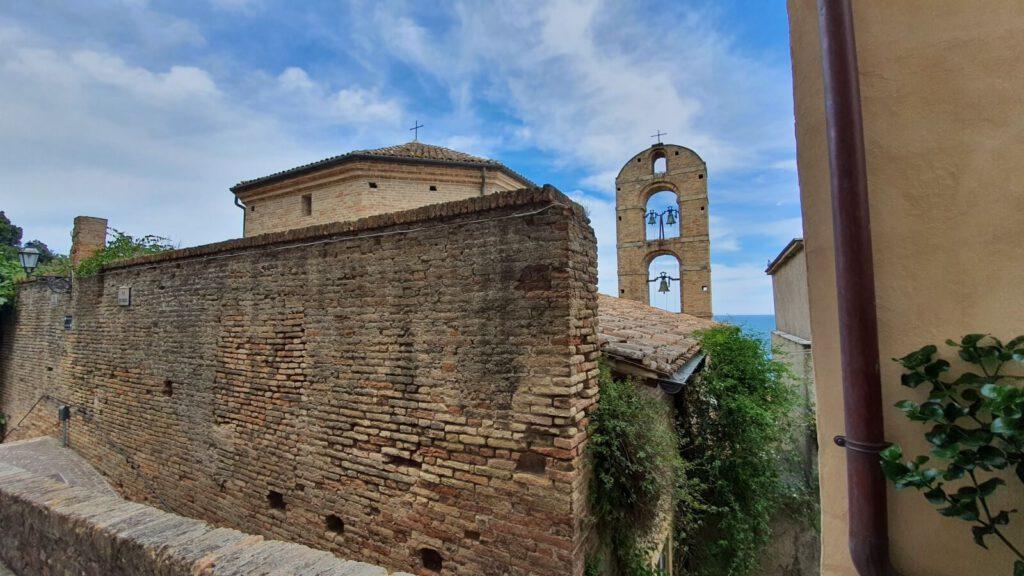 chiesa di santa lucia grottammare