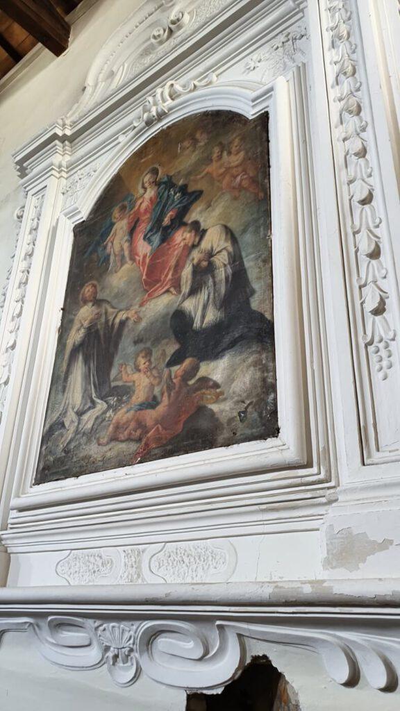 chiesa di st agostino - grottammare alta