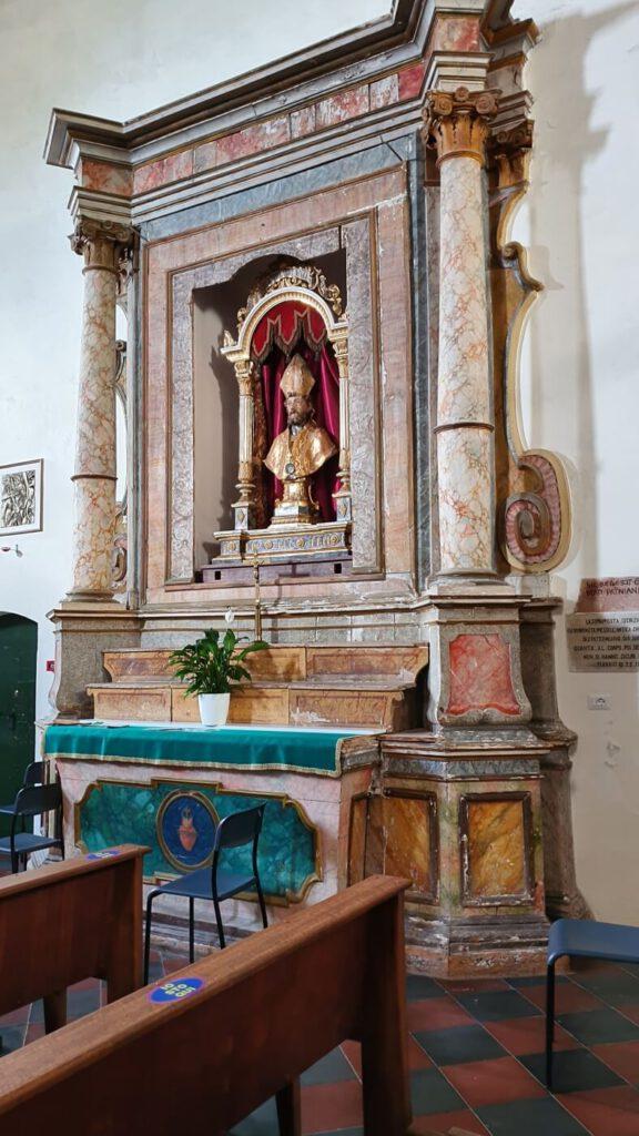 chiesa di sant'agostino - cosa vedere a grottammare alta