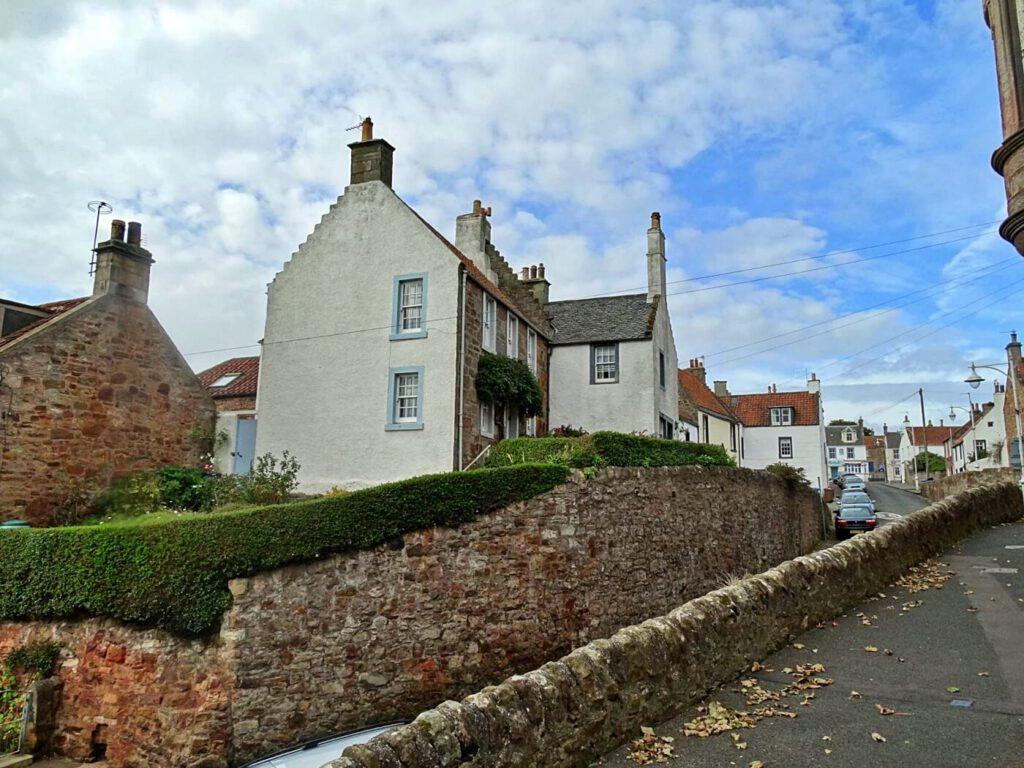 il borgo reale di crail