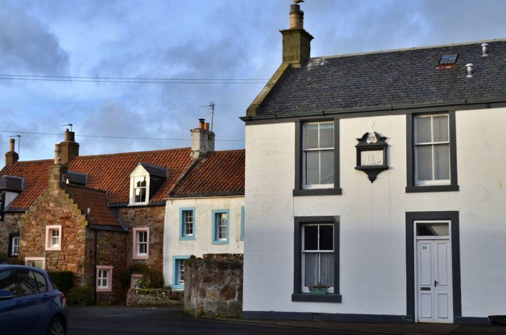 il villaggio di crail