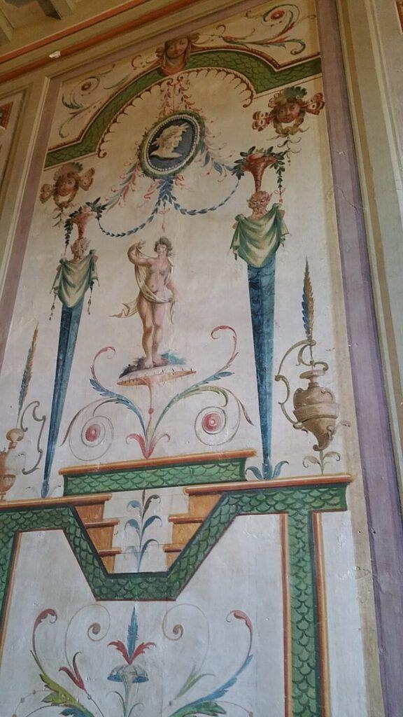 palazzo compagnucci - montecassiano cosa vedere - pinacoteca civica Buratti