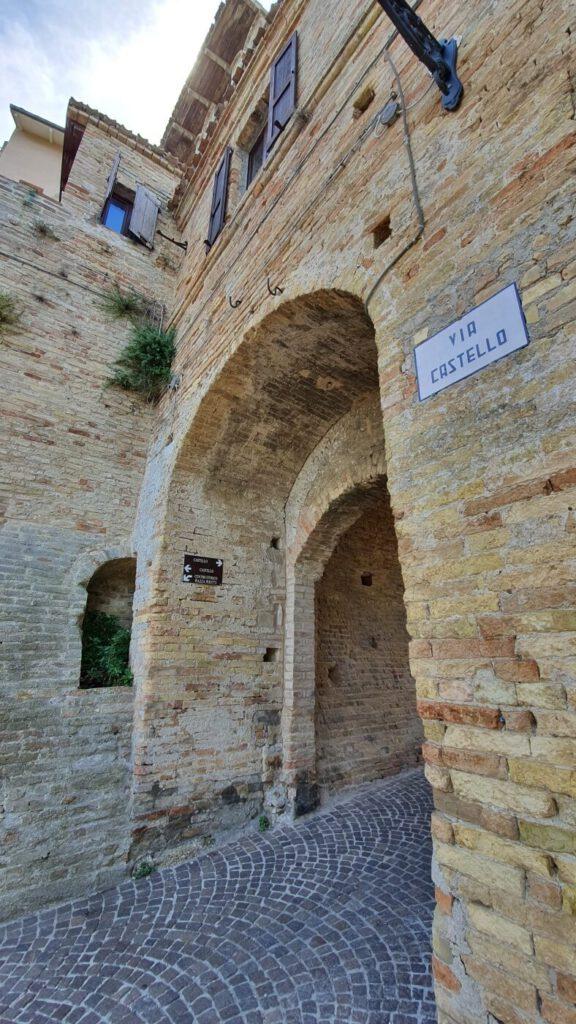 antico castello di grottammare, borghi da vedere nelle marche