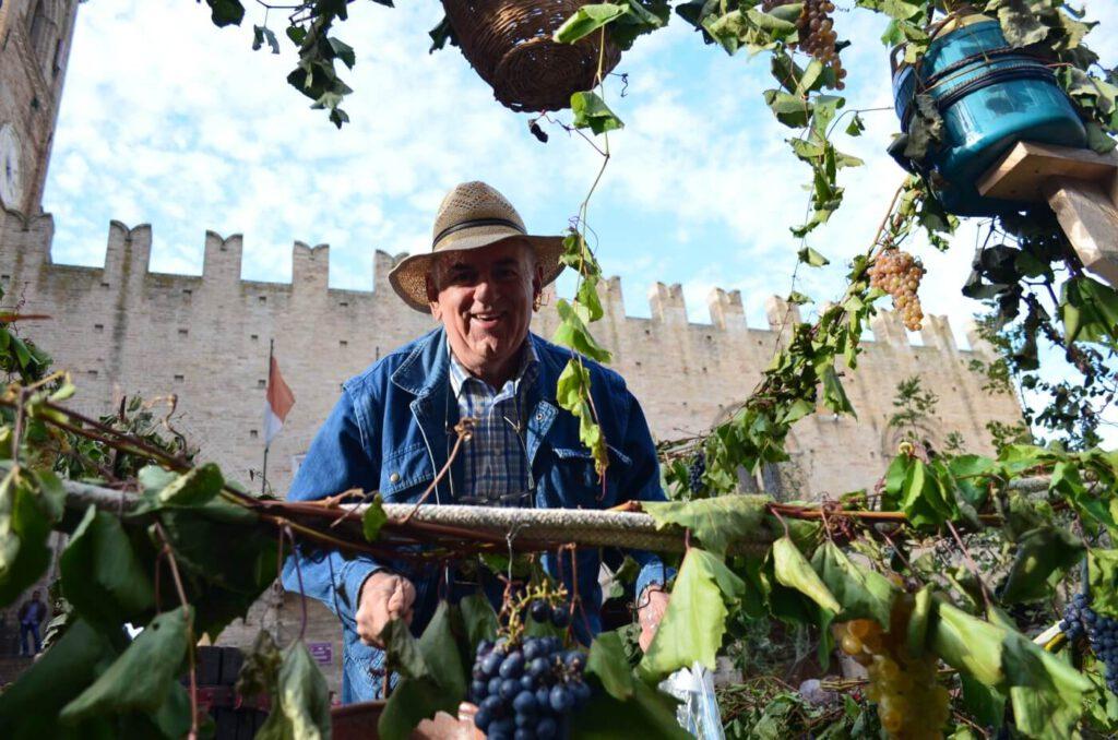sagra dell'uva montecassiano