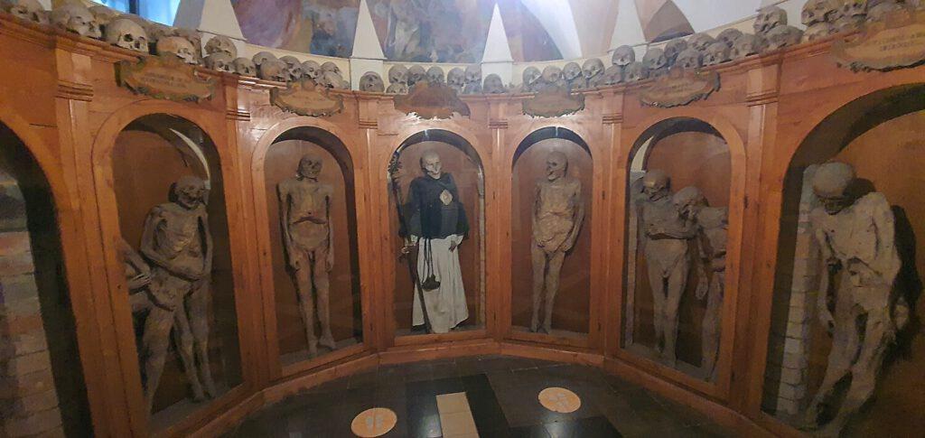 il cimitero delle mummie