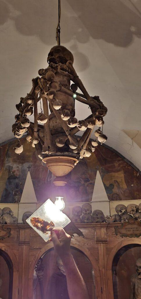 la chiesa dei morti urbania