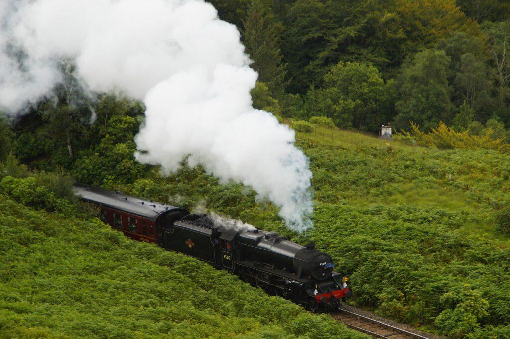 girare la scozia in treno, muversi in scozia, scozia con i mezzi pubblici, viaggiare in scozia