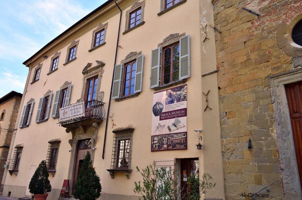 museo aboca sansepolcro, aboca erbe
