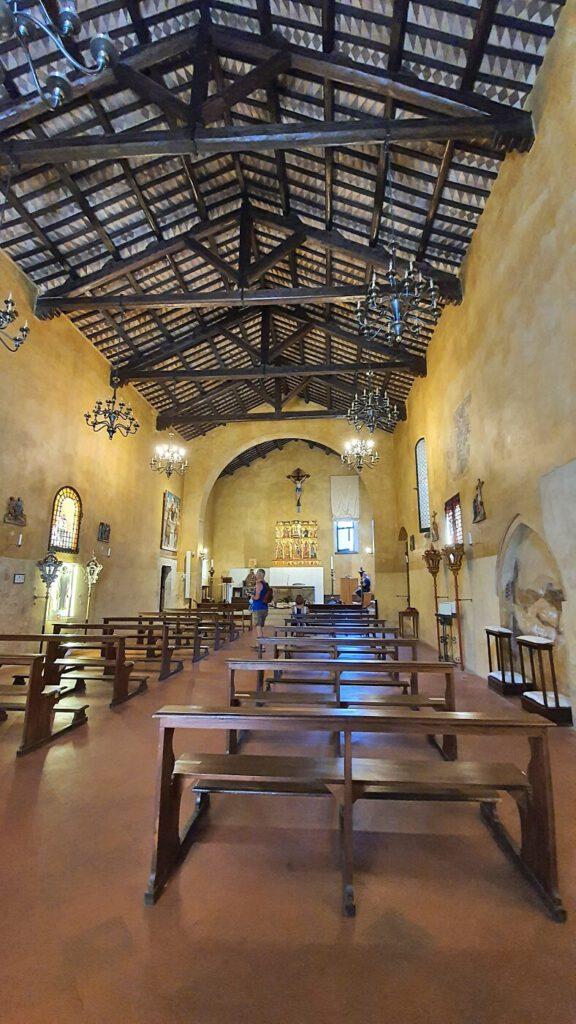 tempio di sant'agostino, itinerari religiosi in italia, chiese delle marche