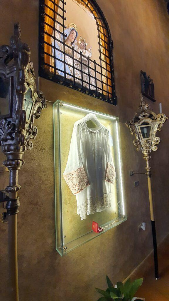 chiesa di sant'agostino, arte religiosa nelle marche