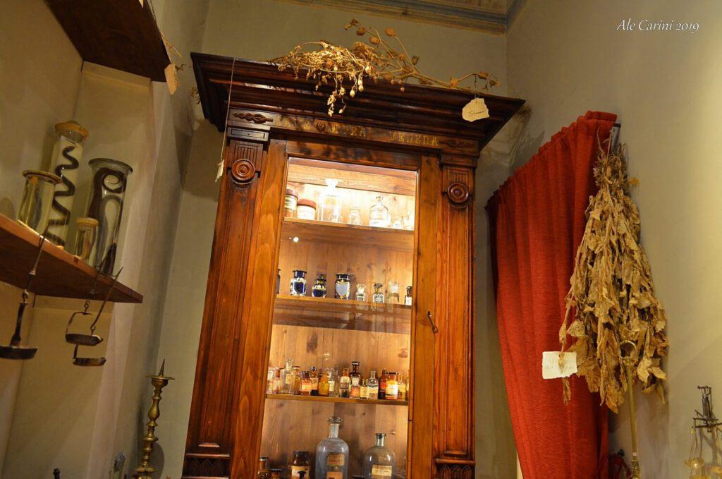 la cella dei veleni, aboca museum, cosa vedere a sansepolcro