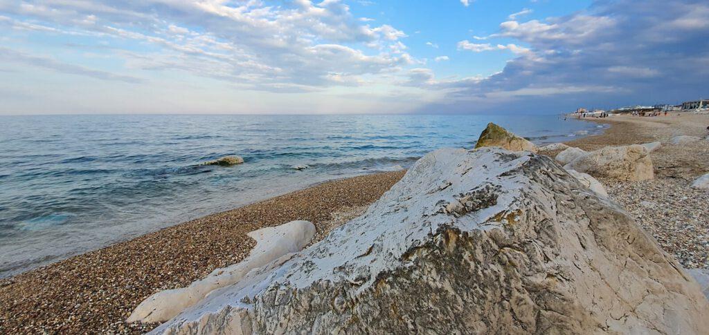 spiagga per cani marche, spiagge dog friendly marche, dove andare al mare con il cane nelle marche