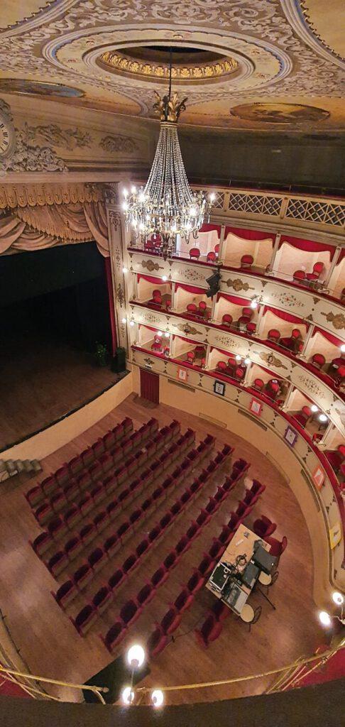 teatro bramante, urbania teatro