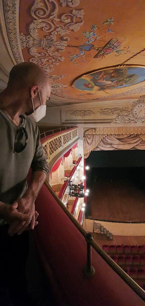 teatro bramante, urbania cosa vedere