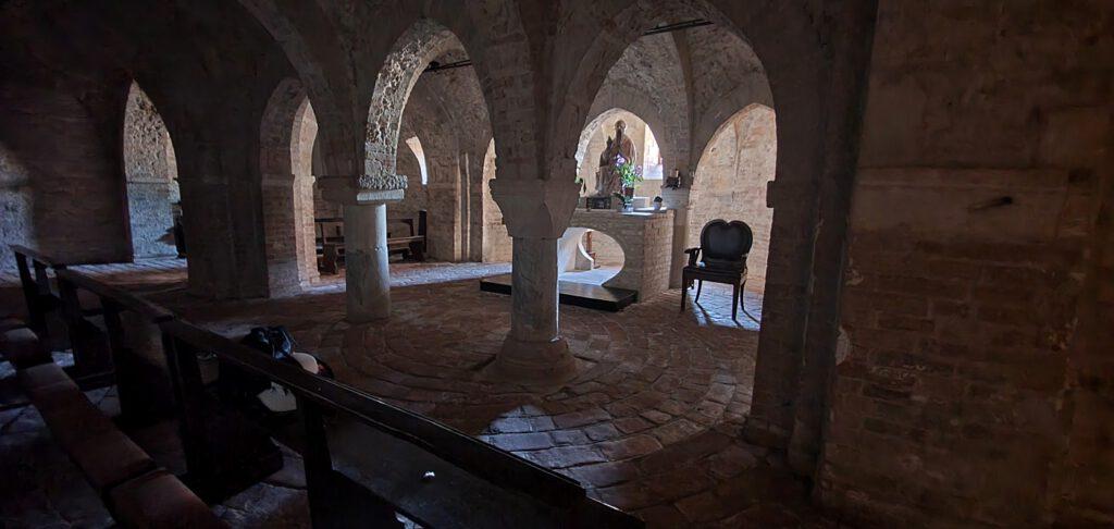 abbazia di san firmano, cosa vedere vicino montelupone