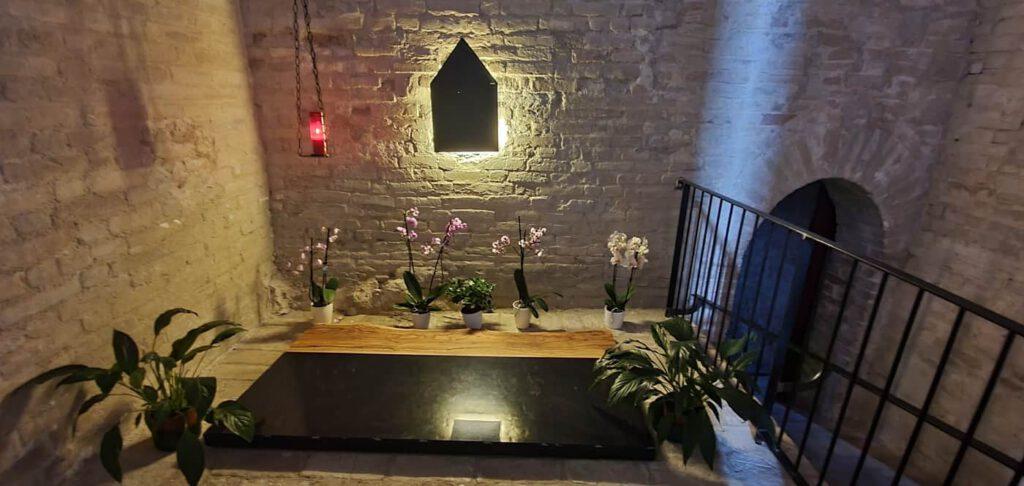 san firmano abbazia a montelupone
