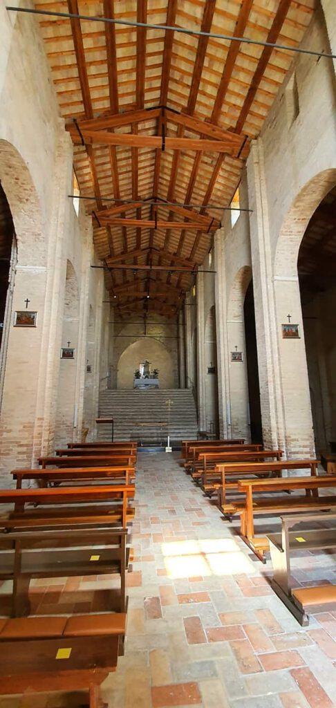 abbazia di san firmano, luoghi sacri marche, abbazie nelle marche
