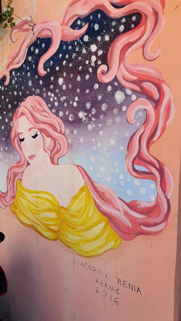 braccano murales, borghi dipinti marche