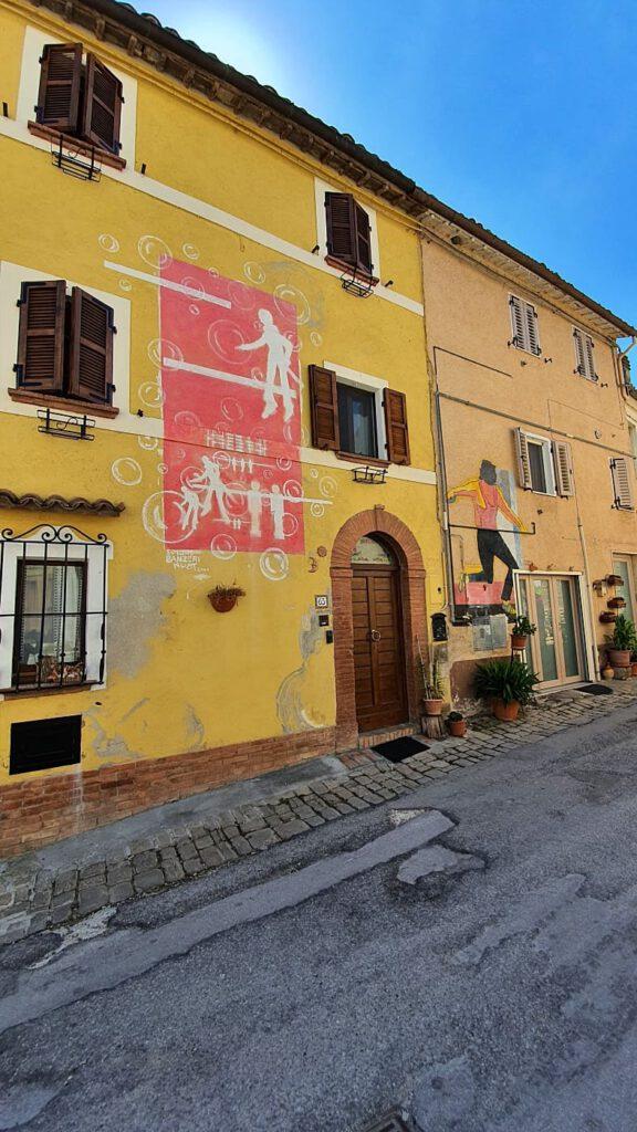 braccano il borgo dei murales