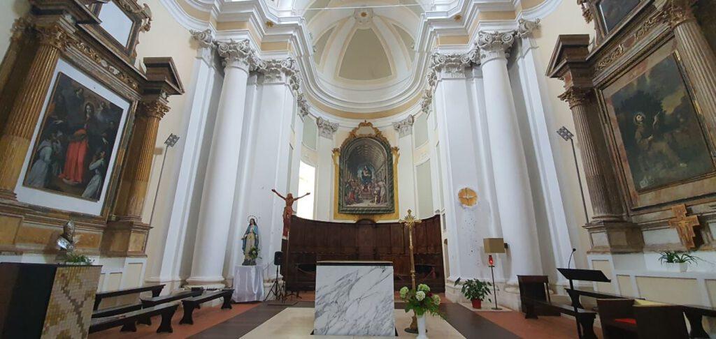 chiesa di san francesco, itinerari religiosi marche