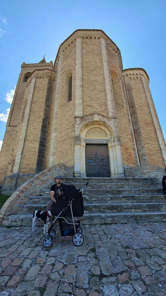 offida chiesa santa maria della rocca, luoghi sacri italia