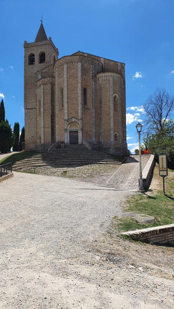 chiesa abbaziale s. maria rocca