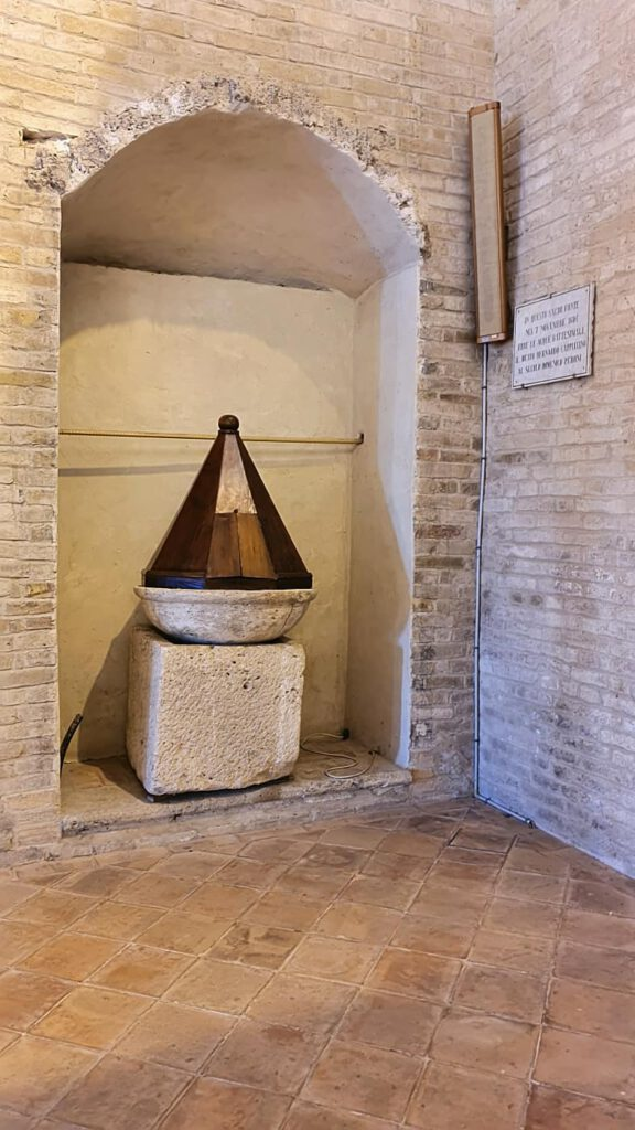 luoghi sacri italia, offida chiese