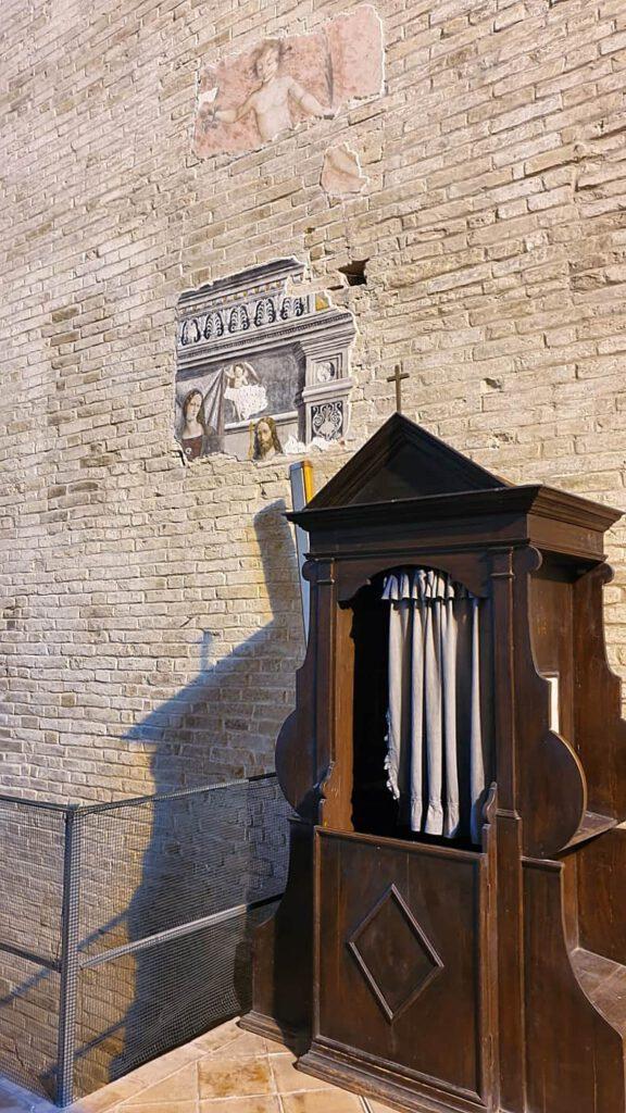 chiesa abbaziale santa maria della rocca