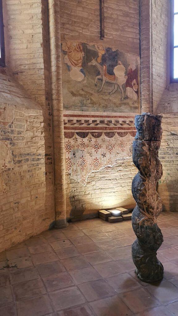 offida chiesa abbaziale, luoghi sacri italia