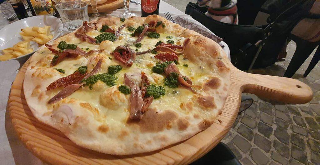 dove mangiare la pizza gourmet nelle marche