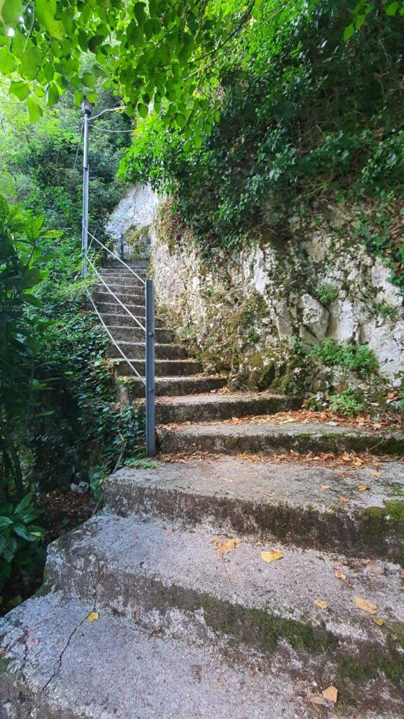 grotta di san vittorino