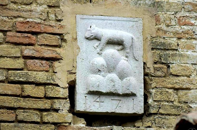 simbolo di montelupone