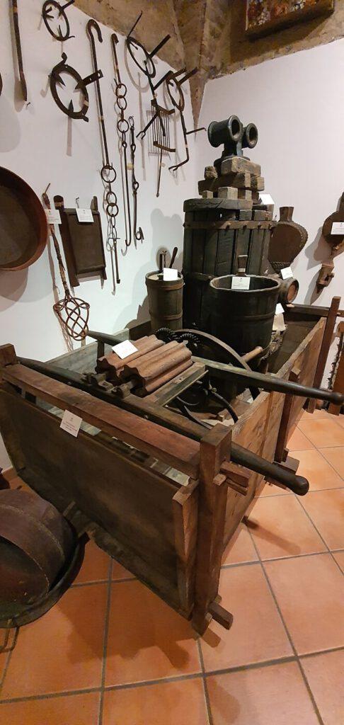 montelupone cosa vedere, museo delle arti e dei mestieri antichi